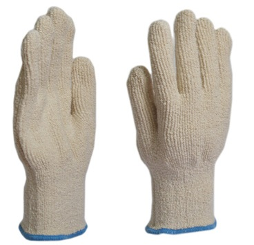 BGKH008-150°C Terry Cloth Heat Resistant  Gloves